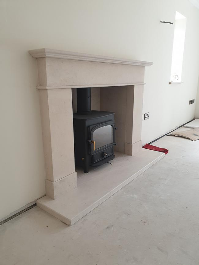 Combe Brun Fireplace